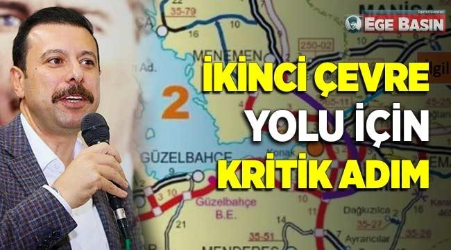 İzmir'e ikinci çevre yolu için önemli adım atıldı
