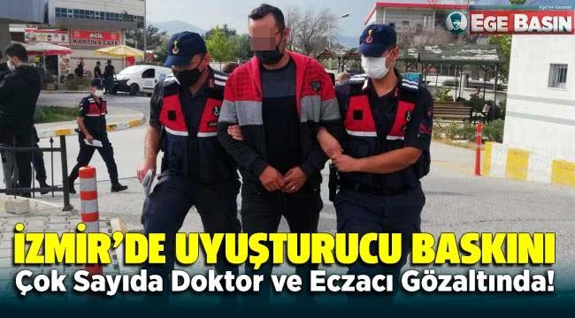Yeşil reçete şebekesine operasyonda 26 gözaltı: Aralarında doktorlar da var